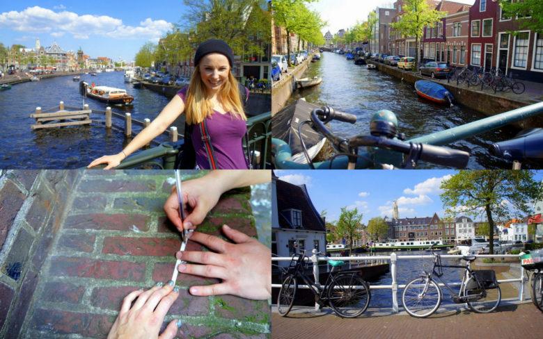 Geocaching in Haarlem
