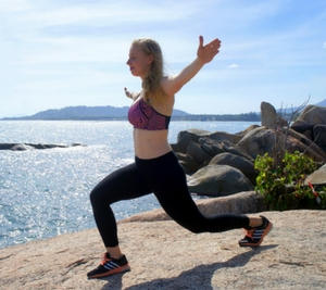 How to stay motivated and healthy when travelling