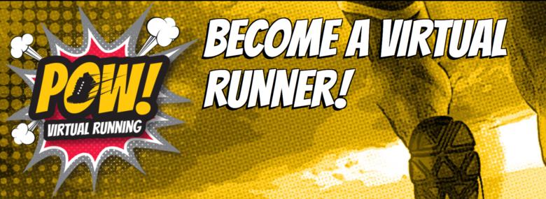 POW! Virtual Running