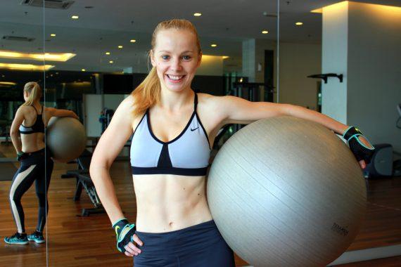 Agness workout