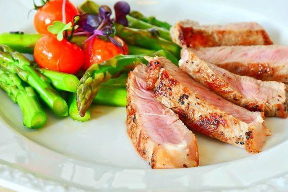 Asparagus And Steak