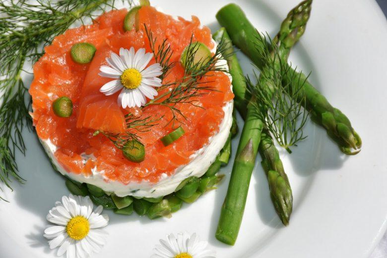 asparagus green salad