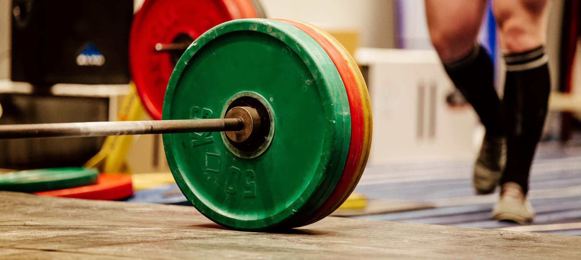 Approach Powerlifter Weight Bar