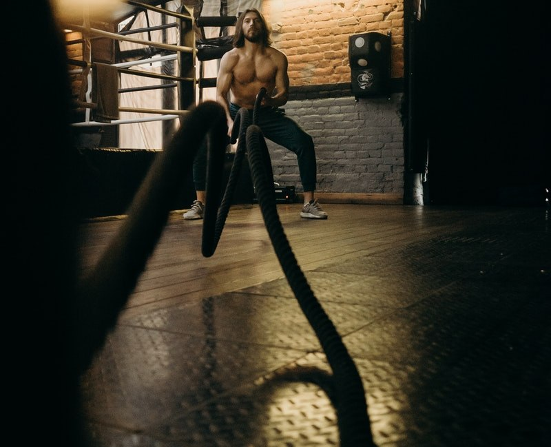 Rope Hiit Workout 1