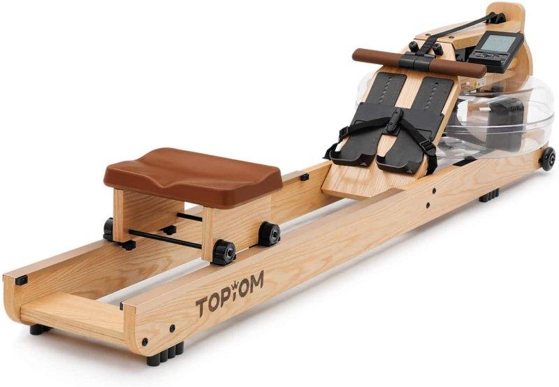 Woood Rowing Machine
