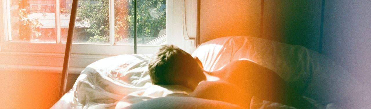 sleep by the window