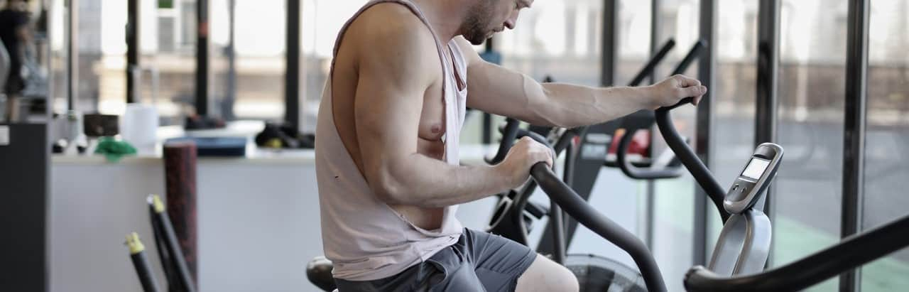 best recumbent bike with arm workout main